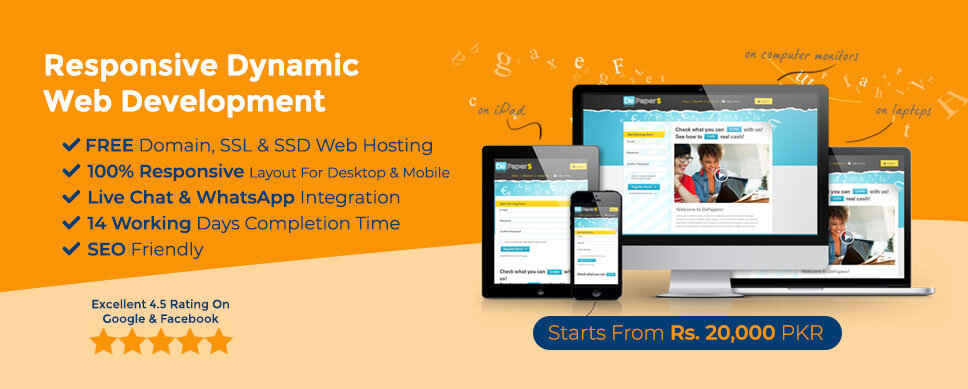 domain and hosting in pakistan